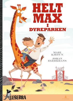 Helt Max i dyreparken