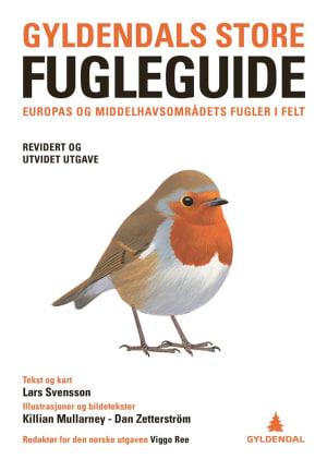 Gyldendals store fugleguide