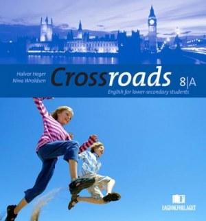 Crossroads 8A elevbok (gammel utgave)