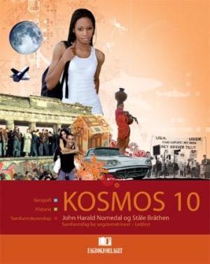 Kosmos 10 Elevbok lettlest