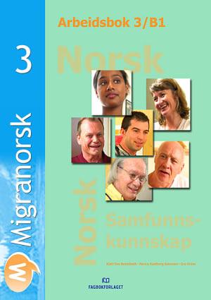 Migranorsk Arbeidsbok 3/B1 2. utgave