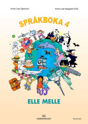 Elle Melle Språkboka 4