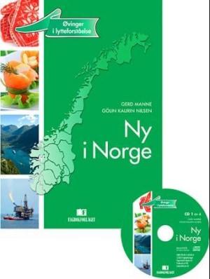 Ny i Norge Øvinger i lytteforståelse (bok +CD)