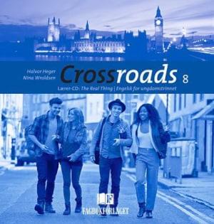 Crossroads 8 Lærer-CD (REVISJON)