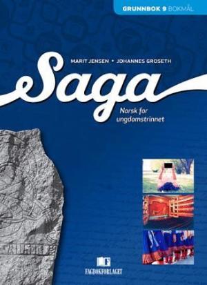 Saga Grunnbok 9 BM
