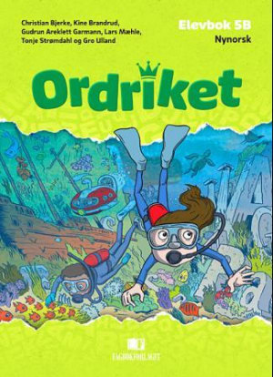 Ordriket 5B Elevbok