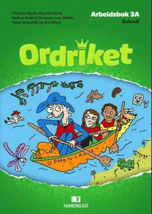 Ordriket 3A Arbeidsbok, d-bok
