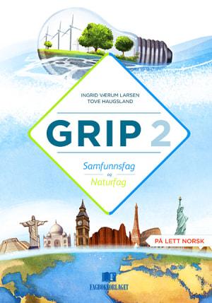 Grip 2 Samfunnsfag og naturfag Lærerveiledning, d-bok