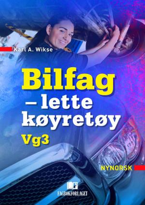 Bilfag -  lette køyretøy Vg3, d-bok