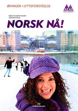 Norsk nå! Øvinger i lytteforståelse (bok+CD)(Rev.)