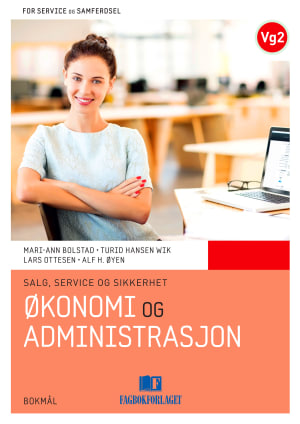 Økonomi og administrasjon, d-bok