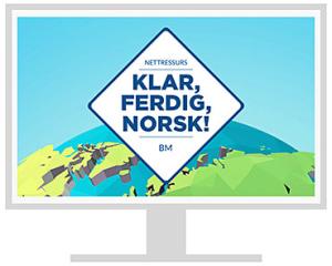 Klar, ferdig, norsk! Nettressurs (2020)