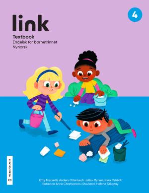 link 4 Textbook, d-bok