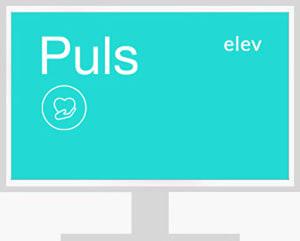 Puls nettressurs elev