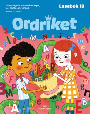 Ordriket 1B Lesebok, d-bok