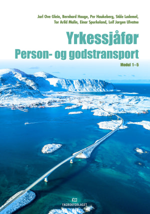 Yrkessjåfør. Person- og godstransport, d-bok