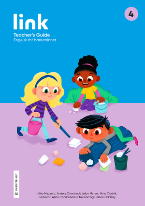 link 4 Teacher's Guide, d-bok