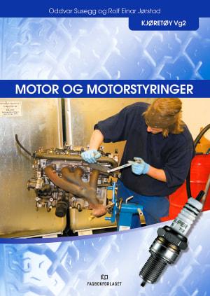 Motor og motorstyringer, d-bok