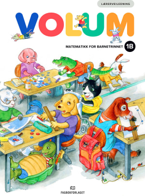 Volum 1B Lærerveiledning, d-bok