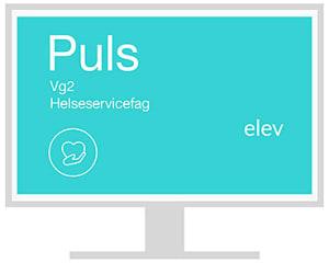 Puls Helseservicefag nettressurs elev