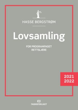 Lovsamling rettslære 2021/2022, d-bok