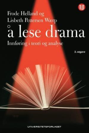 Å lese drama