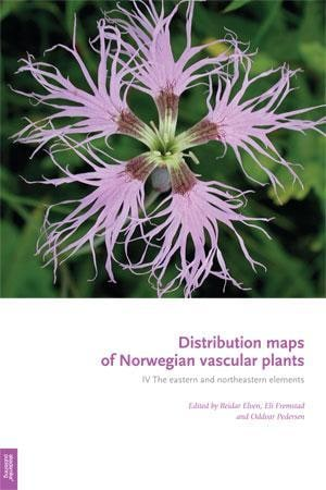 Distribution maps of Norwegian vascular plants