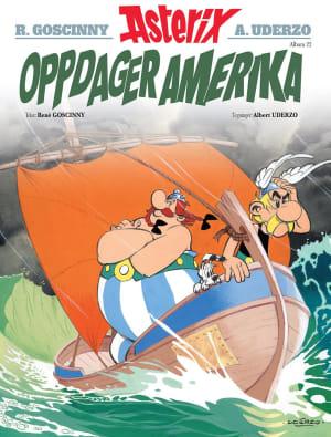 Asterix oppdager Amerika