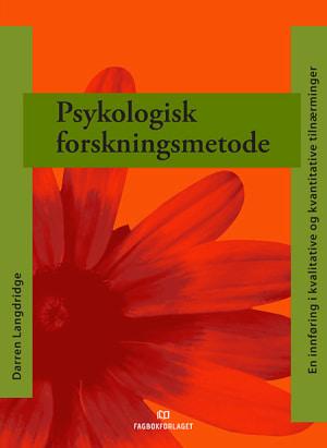 Psykologisk forskningsmetode