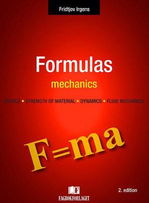 Formulas in mechanics