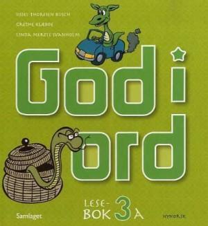 God i ord Lesebok 3A