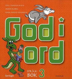 God i ord 3 Språkbok