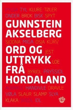 Ord og uttrykk frå Hordaland