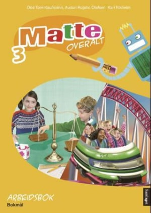 Matte overalt 3