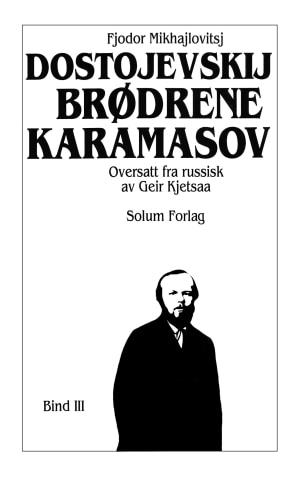 Brødrene Karamasov 3. Bd. 20