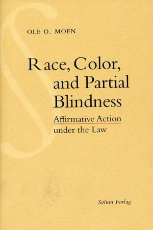 Race, color and partial blindness
