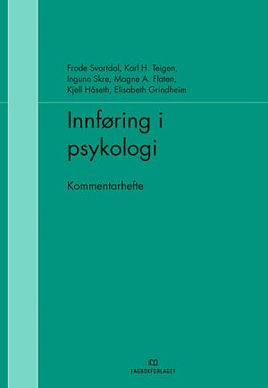 Innføring i psykologi