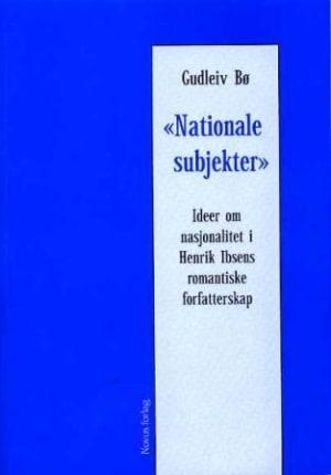 Nationale subjekter