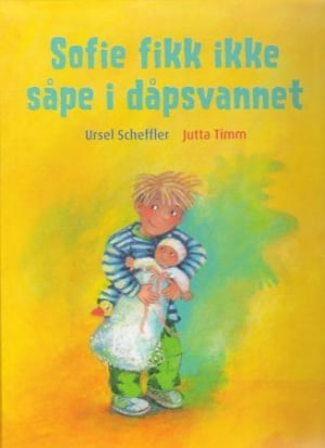 Sofie fikk ikke såpe i dåpsvannet