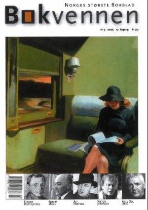 Bokvennen. Nr. 3 2005