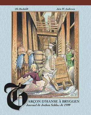 Garçon d'hanse à Bryggen
