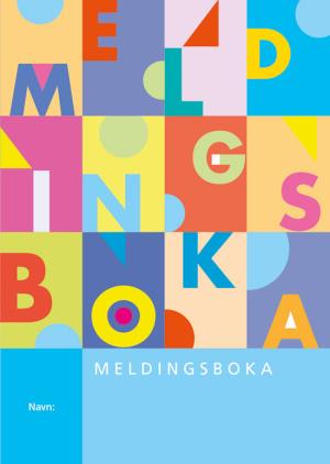 Meldingsbok bokmål