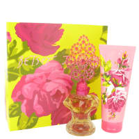 Buy Betsey Johnson by Betsey Johnson Gift Set -- 3.4 oz Eau De Parfum Spray + 6.7 oz Body Lotion for Women online at best price, reviews