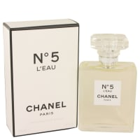Buy Chanel No. 5 L'eau by Chanel Eau De Toilette Spray 3.4 oz for Women(Unboxed) online at best price, reviews
