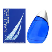 Buy Nautica Aqua Rush for Men 3.4 oz Eau de Toilette Spray online at best price, reviews