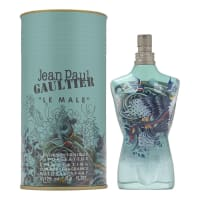 Buy Le Male Stimulating Summer Fragrance by Jean Paul Gaultier for Men 4.2 oz Colonge Tonique Spray 2013 Limited Edition online at best price, reviews