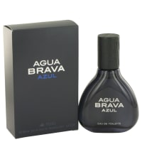Buy Agua Brava Azul by Antonio Puig 3.4 oz Eau De Toilette Spray for Men online at best price, reviews
