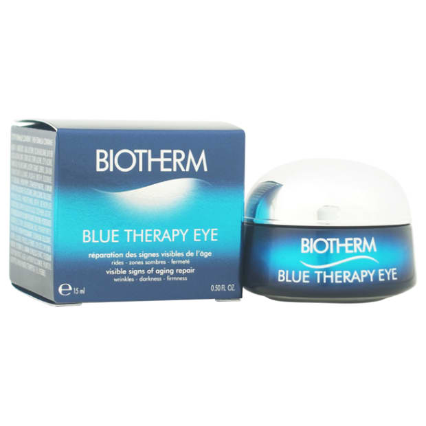 Biotherm Blue Therapy Eye Cream 0.5 Oz (15 Ml)Visible Signs Of Aging Repair