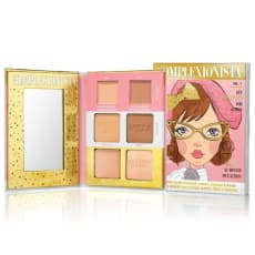 Benefit The Complexionista Face Color Palette 0.51 Oz (3 Ml) by Benefit  for Women