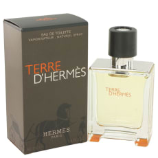 Terre D'Hermes by Hermes 1.7 oz Eau De Toilette Spray for Men